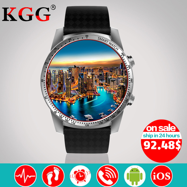 Smart Watch Phone MTK6580 3G WIFI GPS 3G SIM TF