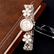 Relogio Feminino Luxury Rose Gold Ladies Jewelry