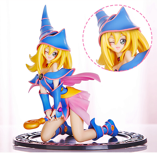 High Quality Yu Gi Oh Duel Monsters Dark Magician Girl -4749