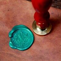 Fleur De Lys Seal Stamp Sealing Wax Seal Decorative Seal