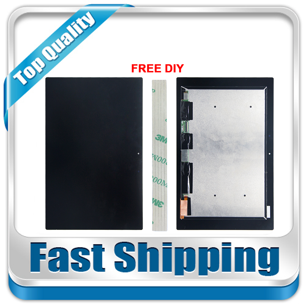 New For Xperia Tablet Z2 SGP511 SGP512 SGP521 SGP541 Replacement LCD Display Touch Screen Assembly 10.1-inch Black цена и фото