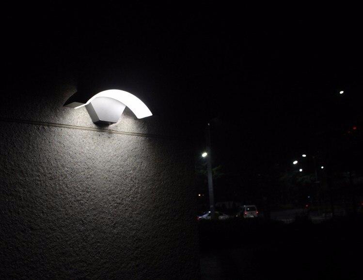outdoor wall lamp led light modern design luxury garden sconce exterior lighting wall mounted lamps waterproof lumiere exterieur