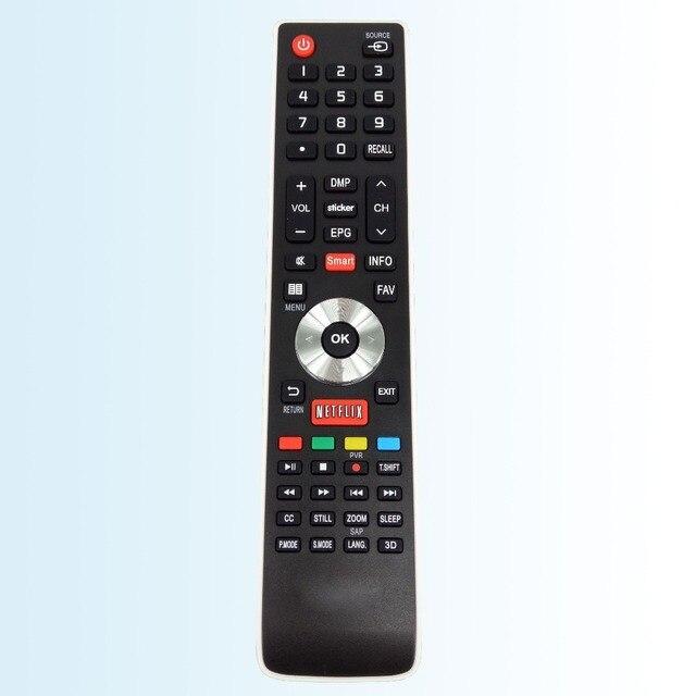 NETFLIX 용 Hisense 스마트 TV 리모컨 ER 33911B/ROH 용 새 원본