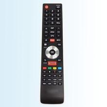 Novo original para hisense smart tv controle remoto ER 33911B/roh para netflix