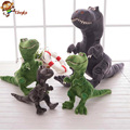 45cm Dinosaur Plush toy doll doll George Paige creative Jurassic Park with dinosaurs as the gift pillow