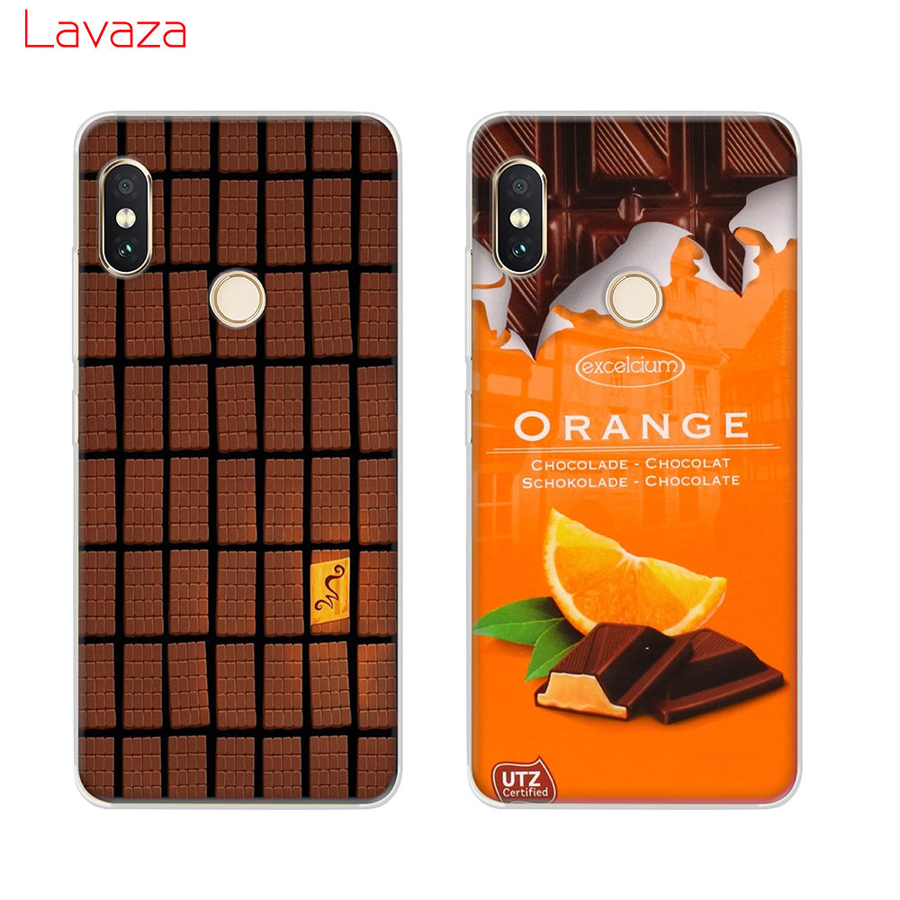 Lavaza Chocolates Pattern Hard Phone Cover for Huawei Mate 10 20 P10 P20 P30 Lite Pro P smart 2019 Case in Half wrapped Cases from Cellphones Telecommunications