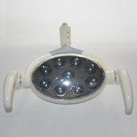 Светодиодные лампы стоматологические оральный свет с датчиком света indction лампы для стоматологической в отбеливание зубов