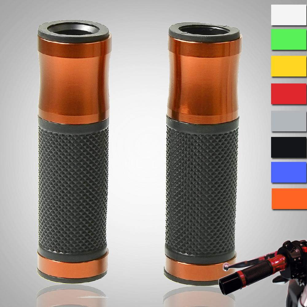 For KTM Duke RC 125 200 390 CNC Motorcycle Brake Clutch Handle Grips Set Rubber Aluminum Handlebar Grips Handle Bar Accessories in Grips from Automobiles Motorcycles