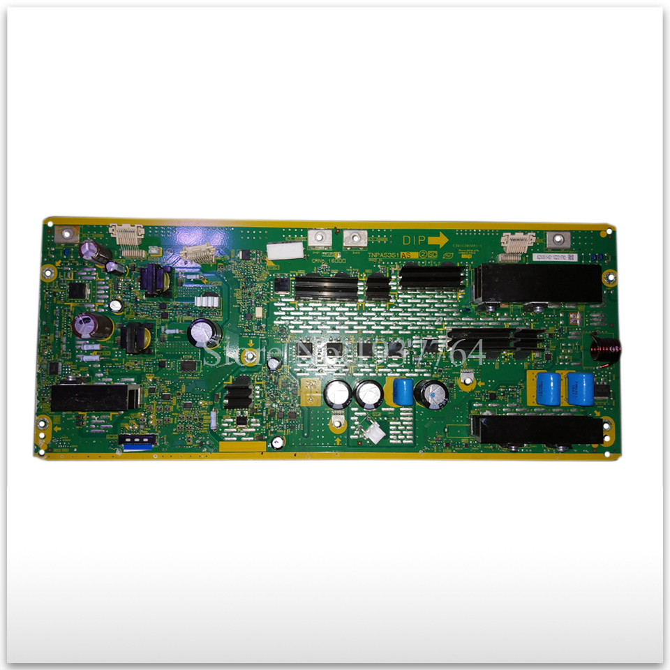 100% tested good working High-quality SC board TH-P55ST30C TNPA5351 AS TNPA5351AS used board 100% new for panasonic th p50u30c th p50ut30c sc board tnpa5351af tnpa5351 board good working