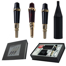 Permanent Makeup Tattoo Machine Golden Rose Pen Tools Kit Inks Needles