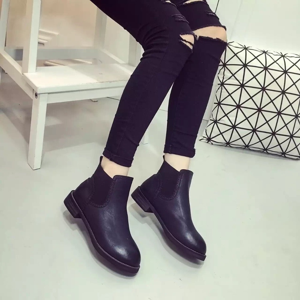 2015 best selling women's boots Cash casual shoes Retro Knight ...
