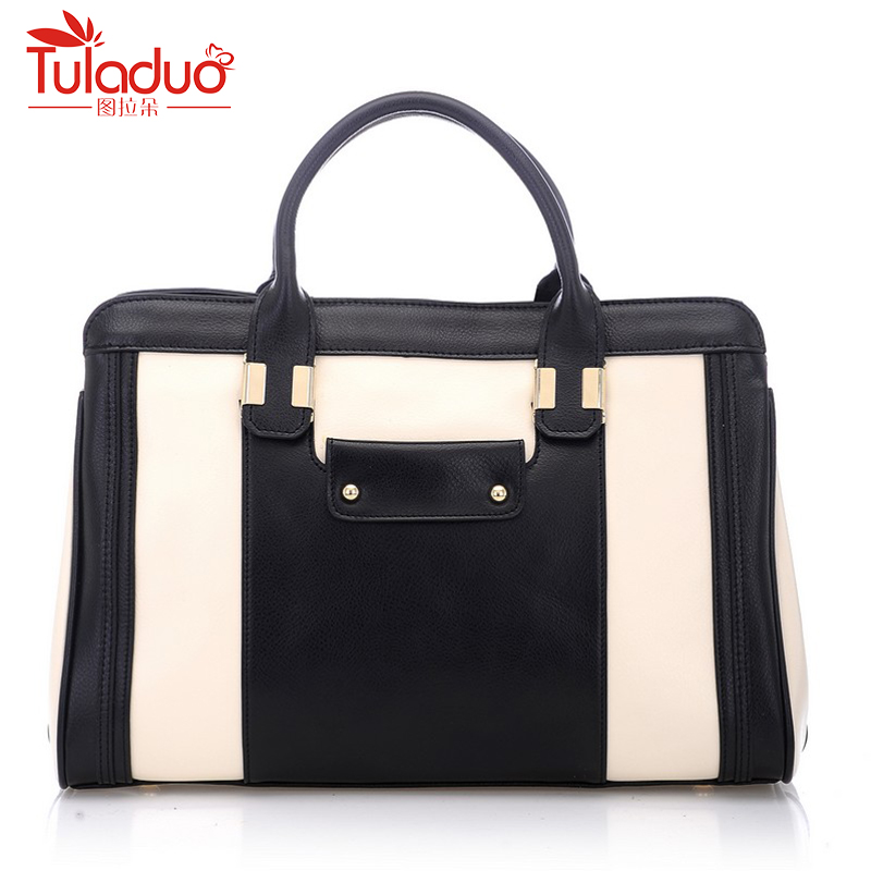 цена на Fashion Women Shoulder Bags High Quality Female Bag Large Capacity Genuine Leather Women Handbags Luxury Patchwork Ladies Bag