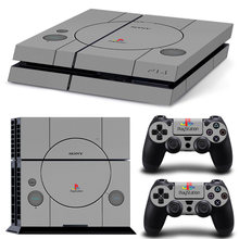 Decal PS4 Skin Sticker For Sony Playstation 4 soccer club Console and 2Pcs  Controller Protective Skins 1b08e1a4320