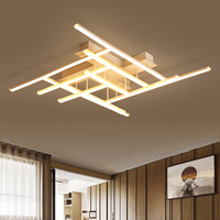 New Arrival Stylish Led Ceiling Lights For Living Room Bedroom Study Room Home Deco AC85 265V
