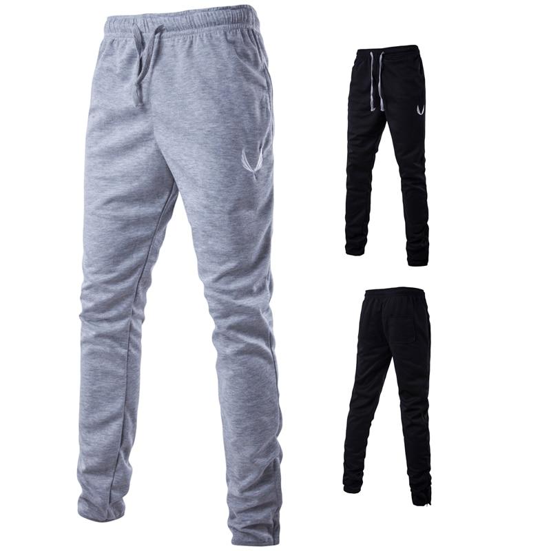 728338abae ᑎ‰2018 new men s brand fitness casual men s elastic belt pants ...