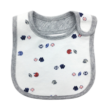 1PCS 100% Cotton Newborn Baby Bibs Waterproof Bib Bandana Bibs For Kids Girls Bib Baby Clothing