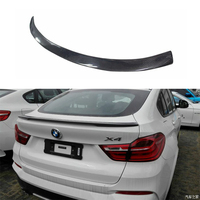 Performance Style X4 Carbon Fiber Rear Trunk Spoiler wing for BMW F26 X4 2014 2015
