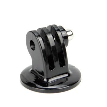 SnowHu for GoPro Accessories Mini  Monopod Tripod Holder Case Mount Adapter for Go Pro Hero 7 6 5 4 SJ4000 Xiaomi yi Camera GP03 2