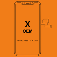 Grade For iPhone X S Max XR LCD Display For Tianma AMOLED OE