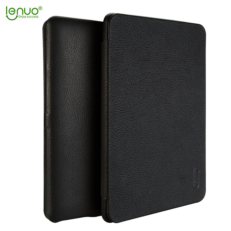 Lenuo cover for Kindle Paperwhite flip case Ultra thin Leather Protective Shell for Amazon Kindle Paperwhite