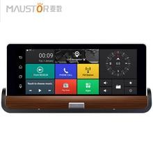 NEWS 3G&Wifi GPS Navigation Bluetooth Android 5.0 Car Dvr Camera with Dual lens FHD 1080P Rear View Camera Night Vision Dash Cam