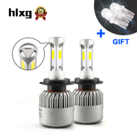 H7 Led 36W 12000LM Car Headlight Auto Front Bulb Automobiles Headlamp Xenon White 6500K Car Lighting