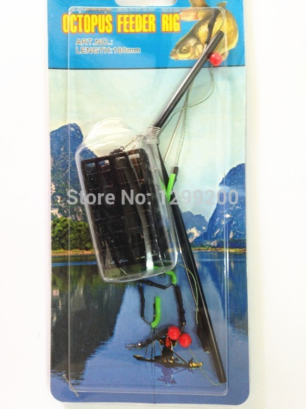 FISH KING 6pcs/lot 50g 60g 100g Iron and Lead bait cage fishing lure fishing bait tackle factory direct price wholesale&retail