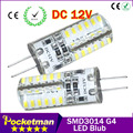 1Pcs G4 LED Lamp DC 12 V / AC 220V 110V SMD 3014 1W 3W 5W 6W 7W Replace 30W/60W Halogen Lamp 360 Beam Angle LED Lampada Bulb