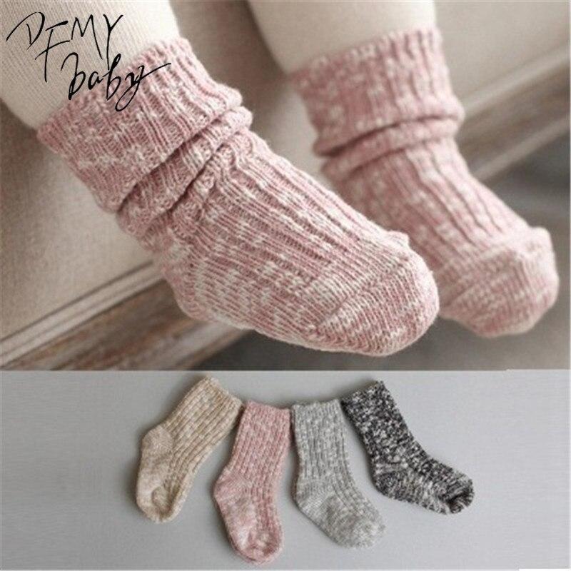 Baby Socken Neue Schöne Weiche Neugeborenen Kleinkind Kleinkind Kinder Mädchen Jungen Non Slip Socken 0 ~ 24 Monate Mode