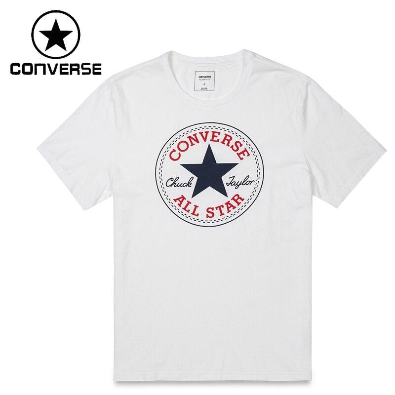 Prix pour Original Nouvelle Arrivée Converse Hommes de T-shirts à manches courtes de Sport