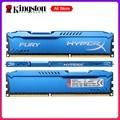 Kingston HyperX FURY Ram DDR3 4 GB 8 GB 16 GB de memoria a 1866 MHz RAM DIMM 1,5 V 240-Pin SD RAM Intel Ram de memoria para PC de escritorio portátil de juegos