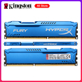 Kingston HyperX FURY Ram DDR3 4GB 8GB 1866MHz Memory DIMM RAM 1.5V 240-Pin SD RAM Intel Memory Ram For Desktop PC Gaming Laptop