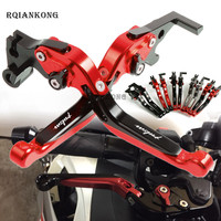 For KTM Bajaj Pulsar 200 NS/RS/AS All Years CNC Motorcycle Foldable Extending Brake Clutch Lever Hot High quality Moto Lever