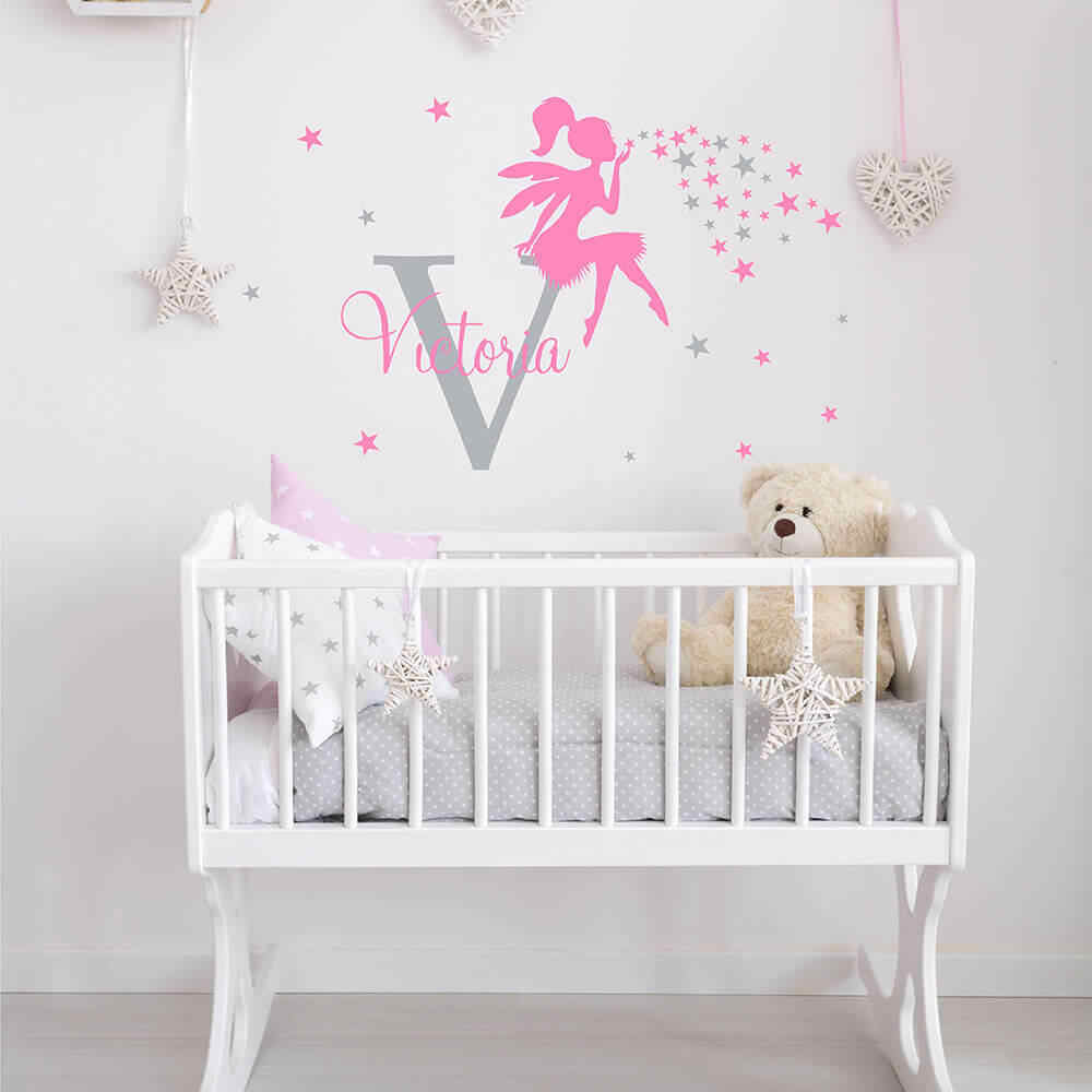 Wall Decal Removable Baby Nursery