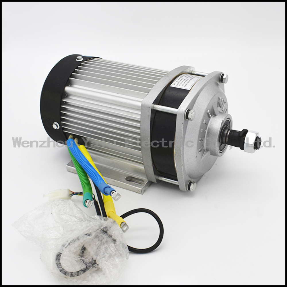 BLDC BM1424ZXF 1800W <font><b>60V</b></font> 72V DC Brushless <font><b>Motor</b></font> powerful electric bike bicicleta image