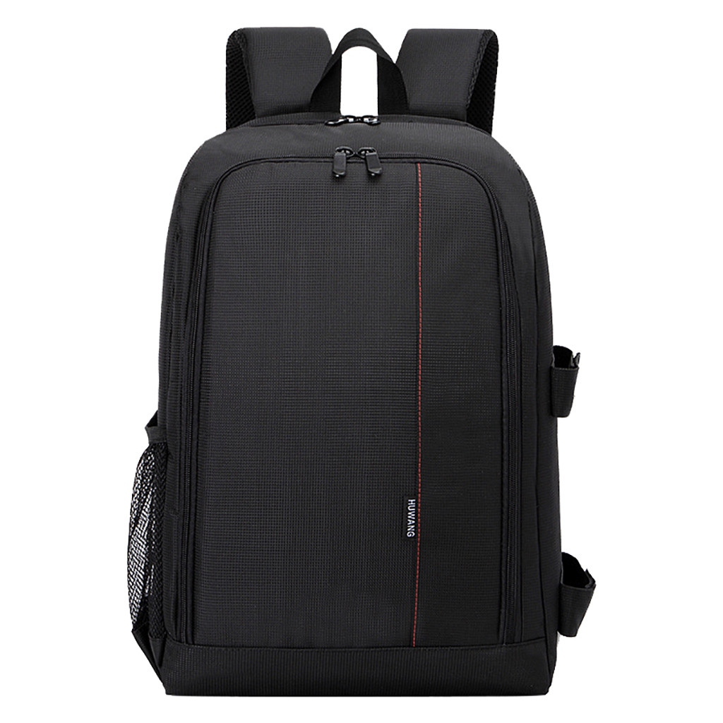 Practical DSLR Camera Backpack Bags For Canon/Nikon Camera Shoulder Water proof Bag Backpack Case Drop Shipping 0312#3 Camera/Video Bags     -