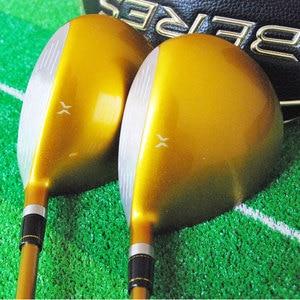 Image 3 - Cooyute nuevo mens Golf HONMA S 02 4 3/15 de 5/18 Fairway wood Golf con grafito mango de Golf de madera conjunto clubes envío gratis