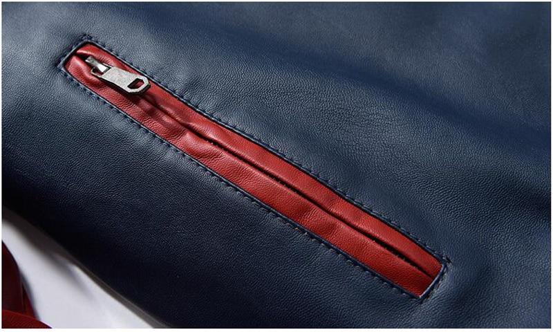 HTB1OFTFeTJYBeNjy1zeq6yhzVXaa Jacket Men Embroidery Baseball Jackets Pu Leather Coats Slim Fit College Luxury Fleece Pilot Leather Jackets casaco masculino