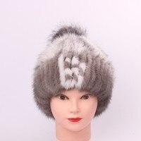Mink Fur Grass Ma Am Girls Hats For Women Manual Sew High Archives Winter Keep Warm