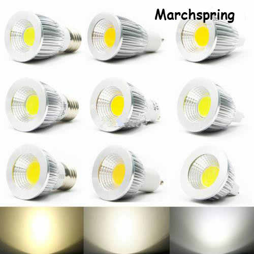 Super Bright LED Bulbs COB Light MR16/GU10/E27 Dimmable 6W 9W led Spotlight Bulb Lamp White/Warm White велосипед larsen forest 1 0 рама 17 скоростей 1 зеленый
