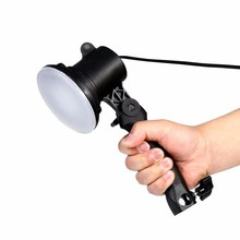 CY מנורת LED הנורה סטודיו צילום דיוקן softbox אור מילוי אורות מצלמה אבזרי תיבות ציוד מצלמה עדיין חיים