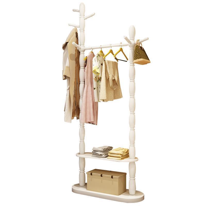 Kleerhanger Rack Armoire Percha Wieszaki Na Ubrania Hat Stand Appendiabiti Wooden Cabide Perchero De Pie Cintre Clothes Hanger