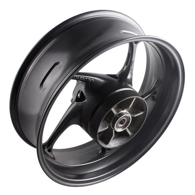 Motorcycle Rear Wheel Rim For Triumph Daytona 675r Street Triple R