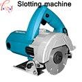Высокомощная многофункциональная машина для резки по дереву  наклонная машина для обработки мрамора  220 В 1200 Вт  1 шт.