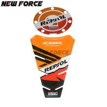 3D Sticker Motorcycle Tank Pad Protector Case  Final Edition Decals For Honda CBR600RR CBR600 RR CBR1000RR CBR1000