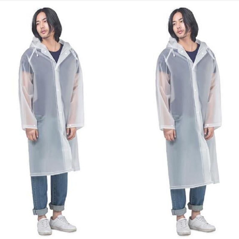 WINSTBROK Moda Prozirni Eva Raincoat Žene / Muškarci Prijenosni - Kućanski robe - Foto 3