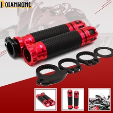 For Ducati S2R 1000 ST2 ST3 ST4 S ABS STREETFIGHTER 1100S 1092 848 motorcycle with 22mm 7/8 handlebar hand grips