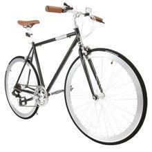 Lankeleisi XC200 Mans Road Bike Woman Road Bike 7 Speeds Classical Minimalism Bicycle