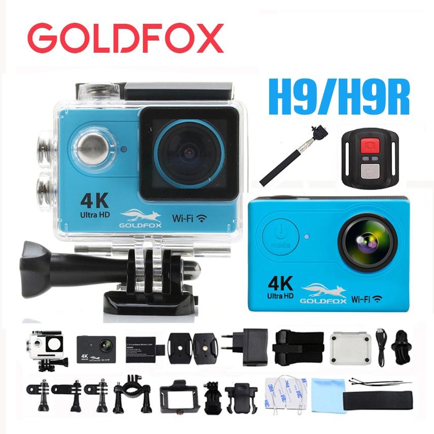 H9 / H9R 4K Wifi Action Camera 1080P Full HD Video Camera Outdoor 30M Go Waterproof Pro Sport DV Bike Helmet Car Mini Video Cam
