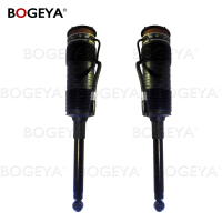 Pair Original Genuine Rear Shock Absorber 2213208913 + 2213209013 Mercede S Class W221 Hydraulic Suspension Buffer MercedeBenz